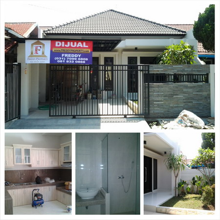 RUMAH » Rumah Dijual » Surabaya Barat (21) » Taman Pondok ...